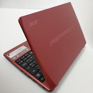 エイサー(Acer)の〈SSD/Office〉acer 11.6型 Windows10ノートPC(ノートPC)