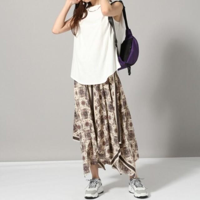 JEANASIS(ジーナシス)のジーナシス レディースのスカート(ロングスカート)の商品写真