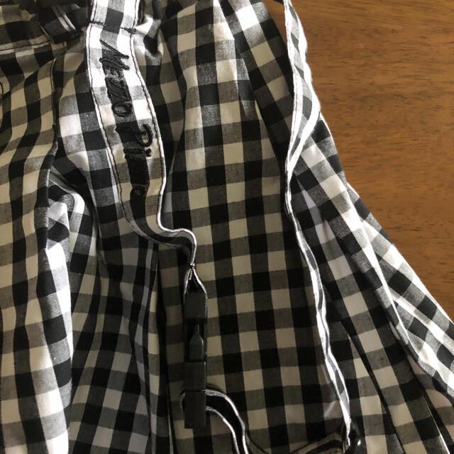 mezzo piano(メゾピアノ)のスカート パンツ メゾピアノ 130 キッズ/ベビー/マタニティのキッズ服女の子用(90cm~)(スカート)の商品写真