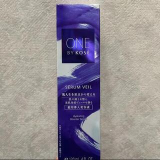 コーセー(KOSE)のワンバイコーセー セラムヴェール 120ml KOSE(美容液)