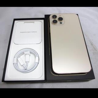 Apple - IPhone12 Pro MAX 128GB ゴールド SIMフリー