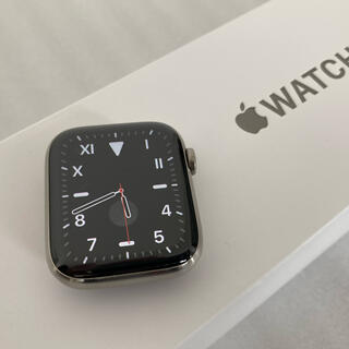 Apple Watch - Apple Watch Edition Series5 44mm チタニウム