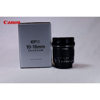 Canon EF-S10-18mm F4.5-5.6 IS STM+EW-73C