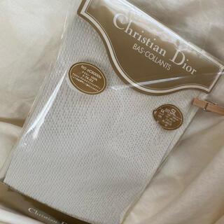 クリスチャンディオール(Christian Dior)のChristian Dior Bas-Collants レースタイツ(タイツ/ストッキング)