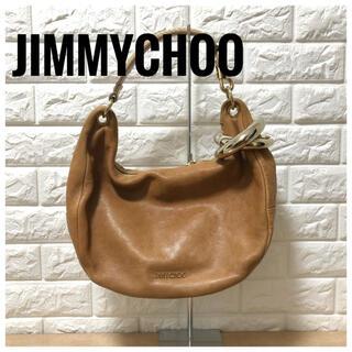JIMMY CHOO - 美品 ジミーチュウ ハンドバッグ SOLAR