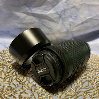 Nikon - 購入前にコメントください!Nikon レンズ 70-300mm 一眼レフ 用