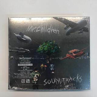 Mr.Children SOUNDTRACKS CD+BD