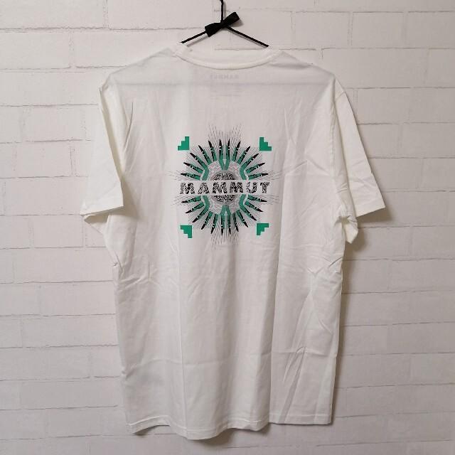 Mammut(マムート)の【新品】Mammut Seile T-Shirt Men XL オフホワイト スポーツ/アウトドアのアウトドア(登山用品)の商品写真