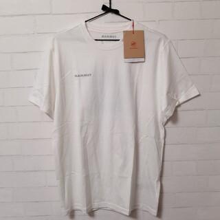 マムート(Mammut)の【新品】Mammut Seile T-Shirt Men XL オフホワイト(登山用品)