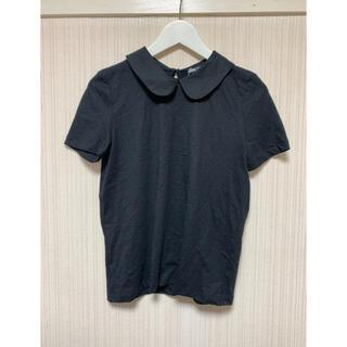 ザラ(ZARA)のZARA襟付きTシャツ(Tシャツ(半袖/袖なし))