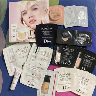 Dior - DIOR 他♡ ファンデーション 化粧水 美容液 クリーム サンプル