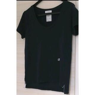 MADISONBLUE - MADISONBLUE トップス 鹿の子半袖Tシャツ
