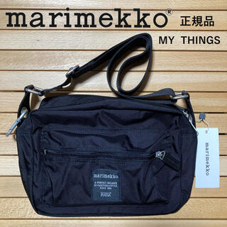 marimekko - 【正規品/新品】マリメッコ マイシングス 47241 ブラック