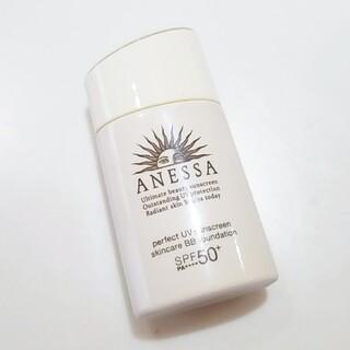 ANESSA - 2回使用のみ★ANESSAアネッサパーフェクトUVスキンケアBBファンデーション