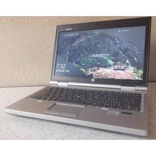 爆速i7 SSD240GB メモリ8GB HP EliteBook 2570p
