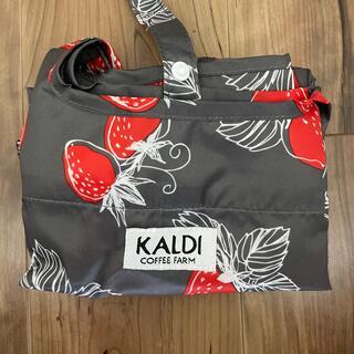 カルディ(KALDI)のカルディ いちごエコバック(エコバッグ)