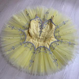 チャコット  バレエ 衣装 チュチュ ドルシネア 黄色