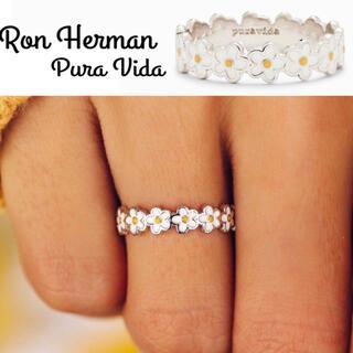Ron Herman - Ron Herman *Pura Vida* デイジーブルームリング
