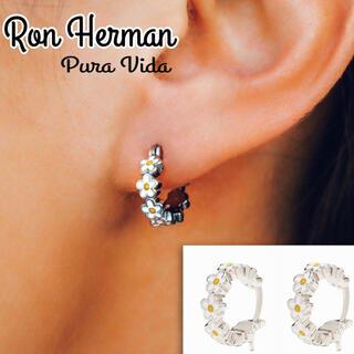 Ron Herman - Ron Herman *Pura Vida* デイジーブルームフープピアス