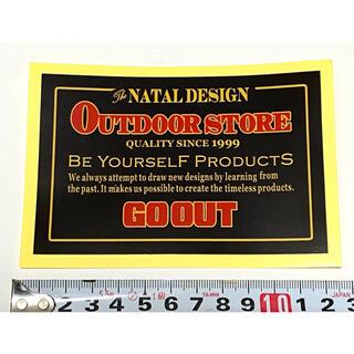 ネイタルデザイン(NATAL DESIGN)のネイタルデザイン ステッカー シール 2枚 非売品 ノベルティ(その他)