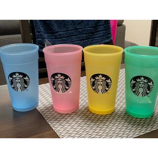 Starbucks Coffee - スターバックスコーヒー カラーチェンジングコールドカップ 1ケ