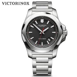VICTORINOX - 【新品即納】ビクトリノックス I.N.O.X. メンズ腕時計『生涯使える耐久性』