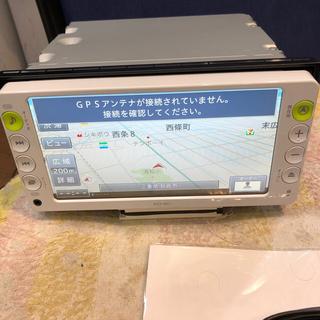 トヨタ(トヨタ)のトヨタ純正メモリーナビ   NSCP-W61 新品フィルムアンテナ(カーナビ/カーテレビ)