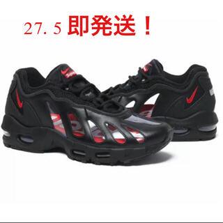 Supreme - Supreme Nike Air Max 96 Black  27.5cm