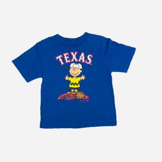 SNOOPY - アメリカ古着 チャーリーブラウン Tシャツ