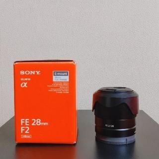 ソニー SONY FE 28mm F2 SEL28F20