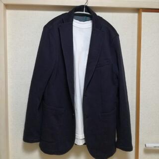 コムサイズム(COMME CA ISM)のコムサイズム ジャケット L ニットジャケット(テーラードジャケット)
