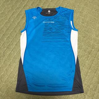 デサント(DESCENTE)のDESCENTE ノースリーブシャツ(Tシャツ/カットソー(半袖/袖なし))