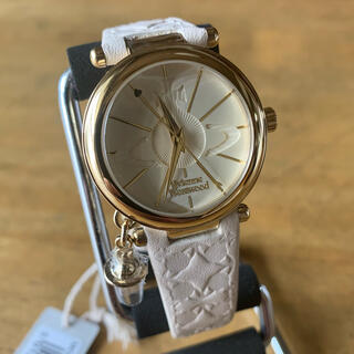 Vivienne Westwood - 新品✨ヴィヴィアン ウエストウッド レディース 腕時計 VV006WHWH