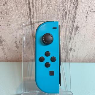 Nintendo Switch - 準美品 人気カラー ブルー Switch 左ジョイコンJoy-Con