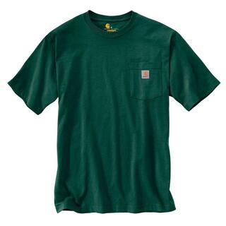 carhartt - カーハート K87 ポケット Tシャツ 深緑 M ●新品 Carhartt