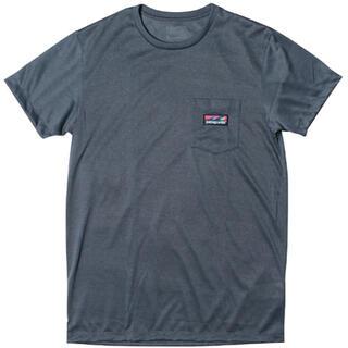 patagonia - patagonia パタゴニア Tシャツ サイズS  波タグ
