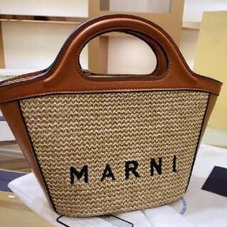 Marni - トートバッグ  MARNIマルニ