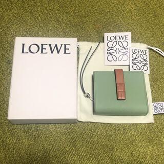LOEWE - LOEWE ロエベ コンパクトジップウォレット 財布