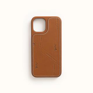 Hermes - エルメス iPhone レザーケース 12 iPhone12Pro