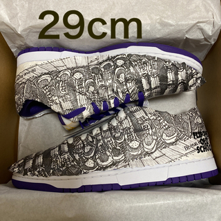 "NIKE - NIKE WMNS DUNK LOW ""FLIP THE OLD  29cm"