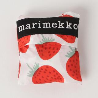 marimekko - マリメッコ マンシッカ スマートバッグ いちご ビームス シップス アローズ