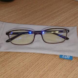 Zoff - Zoffブルーライトカットメガネ