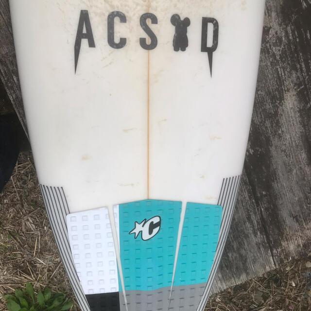アレックスクルーズ サーフボード  極美品 スポーツ/アウトドアのスポーツ/アウトドア その他(サーフィン)の商品写真