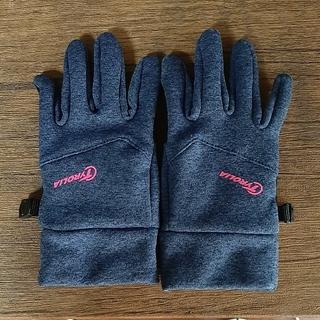 チロリア(TYROLIA)のコストコ キッズグローブ 手袋 キッズL☆used☆チロリア(手袋)