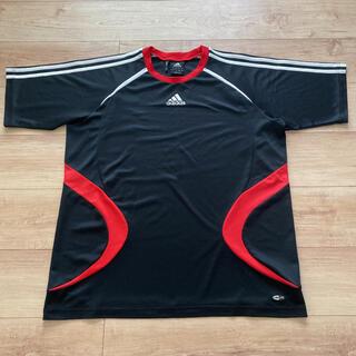 adidas - adidas アディダス プラシャツ Tシャツ XO