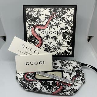Gucci - GUCCI ゴースト ネクタイピンク