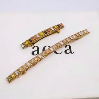 アッカ(acca)のacca☆アッカ☆バレッタ(バレッタ/ヘアクリップ)
