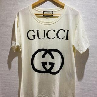 Gucci - 確実正規品 ロゴTシャツ