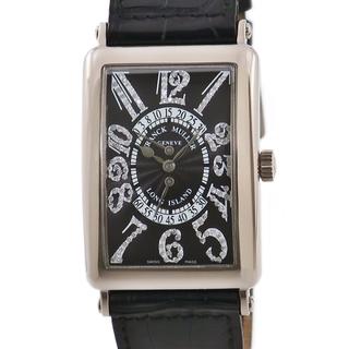 フランクミュラー(FRANCK MULLER)のフランクミュラー  ロングアイランド ビーレトログラード 1100DSR(腕時計(アナログ))