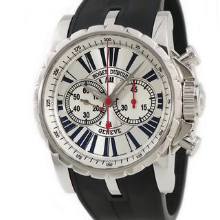 ロジェデュブイ(ROGER DUBUIS)のロジェデュブイ  エクスカリバー クロノ EX42-78-90-00/0(腕時計(アナログ))